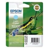 Tusz Oryginalny Epson T0335 (C13T03354010) (Jasny błękitny)
