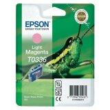 Tusz Oryginalny Epson T0336 (C13T03364010) (Jasny purpurowy)