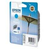 Tusz Oryginalny Epson T0442 (C13T04424010) (Błękitny)