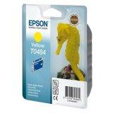 Tusz Oryginalny Epson T0484 (C13T04844010) (Żółty)