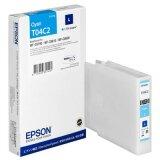 Tusz Oryginalny Epson T04C2 L (C13T04C240) (Błękitny)