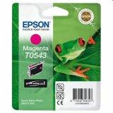 Tusz Oryginalny Epson T0543 (T0543) (Purpurowy)