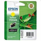 Tusz Oryginalny Epson T0544 (T0544) (Żółty)