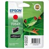 Tusz Oryginalny Epson T0547 (T0547) (Czerwony)