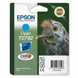 Tusz Oryginalny Epson T0792 (C13T07924010) (Błękitny)