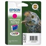 Tusz Oryginalny Epson T0793 (C13T07934010) (Purpurowy)
