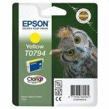 Tusz Oryginalny Epson T0794 (C13T07944010) (Żółty)