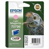 Tusz Oryginalny Epson T0796 (C13T07964010) (Jasny purpurowy)