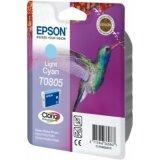 Tusz Oryginalny Epson T0805 (C13T08054011) (Jasny błękitny) do Epson Stylus Photo PX730 WD