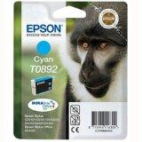 Tusz Oryginalny Epson T0892 (C13T08924011) (Błękitny)