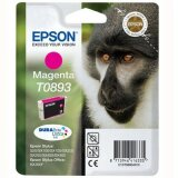Tusz Oryginalny Epson T0893 (C13T08934011) (Purpurowy)