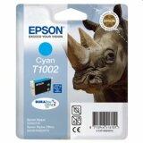 Tusz Oryginalny Epson T1002 (C13T10024010) (Błękitny)