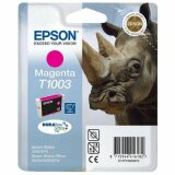 Tusz Oryginalny Epson T1003 (C13T10034010) (Purpurowy)