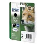 Tusz Oryginalny Epson T1281 (C13T12814010) (Czarny)