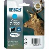 Tusz Oryginalny Epson T1302 (C13T13024010) (Błękitny)