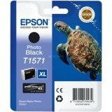 Tusz Oryginalny Epson T1571 (C13T15714010) (Czarny Foto)