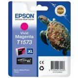 Tusz Oryginalny Epson T1573 (C13T15734010 ) (Purpurowy)