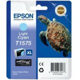 Tusz Oryginalny Epson T1575 (C13T15754010) (Jasny błękitny)