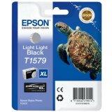 Tusz Oryginalny Epson T1579 (C13T15794010) (Jasny jasny czarny)