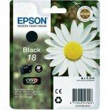Tusz Oryginalny Epson T1801 (C13T18014010) (Czarny)