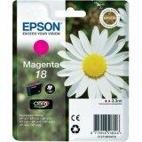 Tusz Oryginalny Epson T1803 (C13T18034010) (Purpurowy)