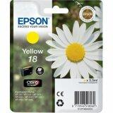 Tusz Oryginalny Epson T1804 (C13T18044010) (Żółty)
