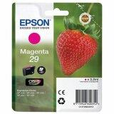 Tusz Oryginalny Epson T2983 (C13T29834010) (Purpurowy)