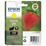 Tusz Oryginalny Epson T2984 (C13T29844010) (Żółty)