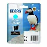 Tusz Oryginalny Epson T3242 (Błękitny)
