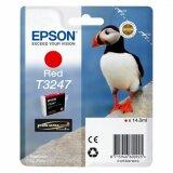 Tusz Oryginalny Epson T3247 (Czerwony)