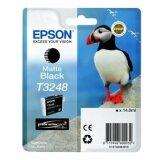 Tusz Oryginalny Epson T3248 (Czarny matowy)