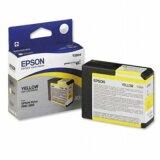 Tusz Oryginalny Epson T5804 (C13T580400) (Żółty)