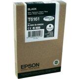 Tusz Oryginalny Epson T6161 (C13T616100) (Czarny)