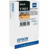 Tusz Oryginalny Epson T7011 (C13T70114010) (Czarny)