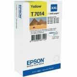 Tusz Oryginalny Epson T7014 (C13T70144010) (Żółty)