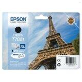 Tusz Oryginalny Epson T7021 (Czarny)
