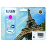 Tusz Oryginalny Epson T7023 (Purpurowy)