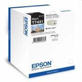 Tusz Oryginalny Epson T7431 (C13T74314010) (Czarny)