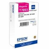 Tusz Oryginalny Epson T7893 (C13T789340) (Purpurowy)
