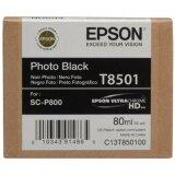 Tusz Oryginalny Epson T8501 (C13T850100) (Czarny Foto)