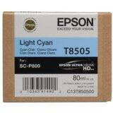 Tusz Oryginalny Epson T8505 (C13T850500) (Jasny błękitny)