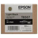 Tusz Oryginalny Epson T8507 (C13T850700) (Jasny czarny)