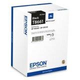 Tusz Oryginalny Epson T8661 (C13T866140) (Czarny)