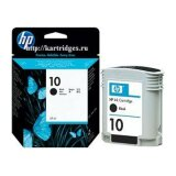 Tusz Oryginalny HP 10 (C4844A) (Czarny) do HP Color Printer cp1700 PS