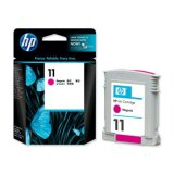 Tusz Oryginalny HP 11 (C4837A) (Purpurowy) do HP Color Printer cp1700