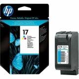 Tusz Oryginalny HP 17 (C6625AE) (Kolorowy) do HP Deskjet 841 C