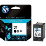 Tusz Oryginalny HP 21 (C9351AE) (Czarny) do HP Deskjet F4194