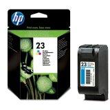 Tusz Oryginalny HP 23 (C1823DE) (Kolorowy) do HP Officejet t65