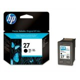 Tusz Oryginalny HP 27 (C8727AE) (Czarny) do HP Deskjet 3668