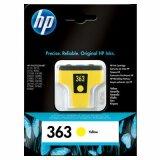 Tusz Oryginalny HP 363 (C8773E) (Żółty) do HP Photosmart C5183